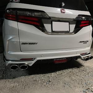 オデッセイ RC4 HYBRID ABSOLUTE EX Honda SENSINGのカスタム事例画像 かきぶさんの2021年03月18日17:28の投稿