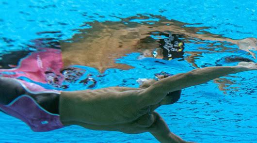 El nadador español rozó la medalla de bronce.