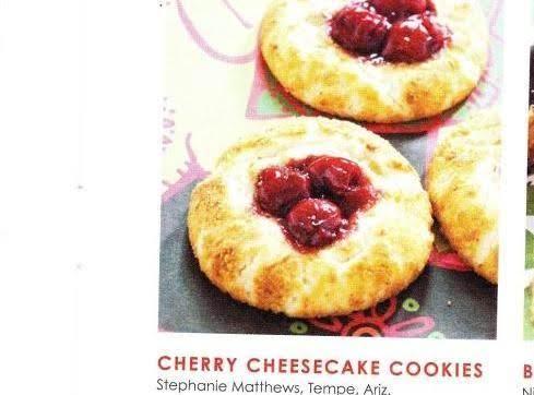 Cherry Cheesecake Cookies - C.c. Recipe