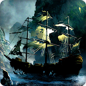 Ghost Pirate Ship Wallpapers