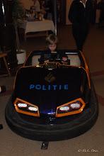 Photo: En een politie-botsauto.