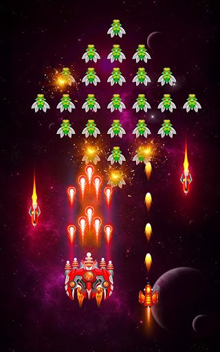 Space shooter - Galaxy attack - Galaxy shooter apktram screenshots 23