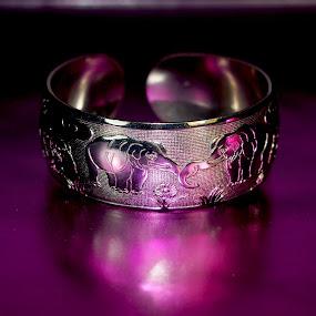 A ring or a bracelet? by Lisawati Gunawan - Artistic Objects Jewelry ( bracelet, ring, elephant, thailand, Jewelry, jewellery, elegant, earring, necklace, fashion, object, artistic, jewelry,  )