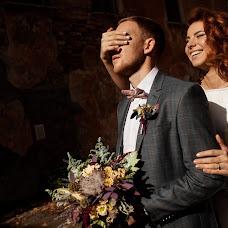 Wedding photographer Anton Kolesnikov (toni). Photo of 12.11.2016