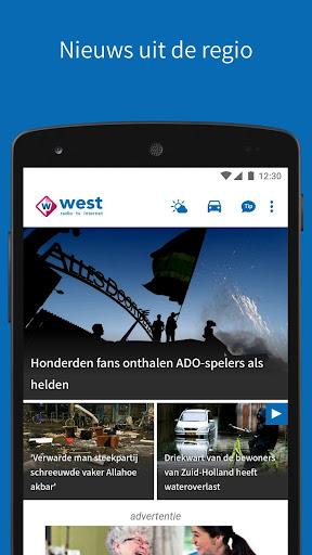 Omroep West 8.9.0 screenshots 1