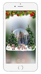 Merry Christmas GIF 2018 - náhled
