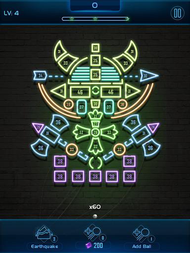 Neon n Balls apkpoly screenshots 12