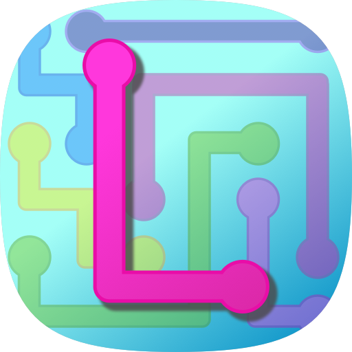 Linky Dots Puzzle | Drag Dots and Link Connections file APK for Gaming PC/PS3/PS4 Smart TV
