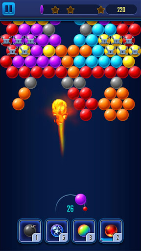Bubble Shooter Light apkmind screenshots 2