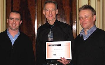 Photo: Award Ceremony - Nottingham Ball Bois