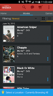 Redbox Screenshot 8