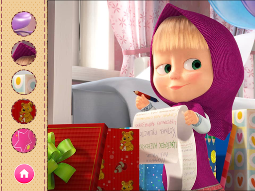 Masha and the Bear. Games & Activities 5.2 screenshots 3
