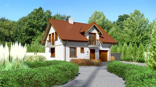 projekt Dom przy Alabastrowej 23