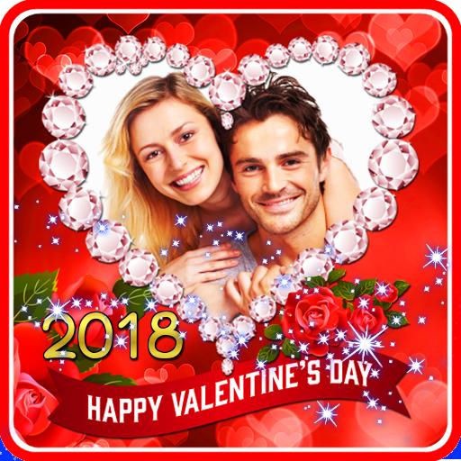 Valentine's Day Photo Frames 2018