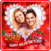 Valentine's Day Photo Frames 2018