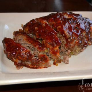 Bbq Meatloaf Low Calorie Recipes