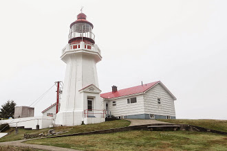 Photo: Carmanah Lighthouse