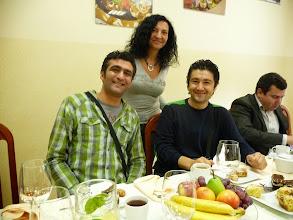 Photo: Amb els professors turcs.