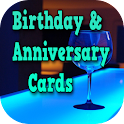 BIRTHDAY AND ANNIVERSARY CARDS icon