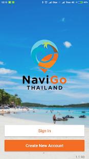 NaviGo Thailand - náhled