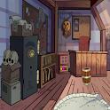 Wooden Villa Escape icon
