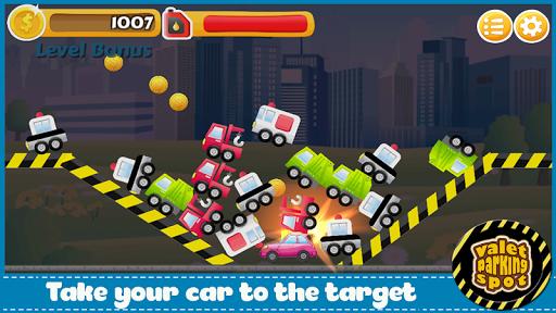 汽车跳跃-疯狂的停车