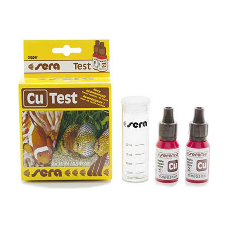 SERA Cu-Test (Copper-Test)