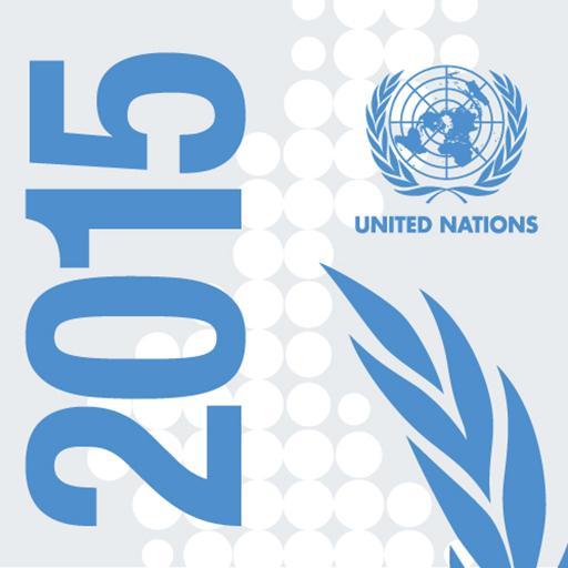 2015 UNOG Annual Report 書籍 LOGO-玩APPs