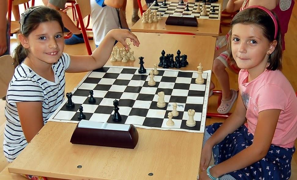 2. ročník súťaže o najlepšieho šachistu našej školy