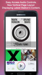 104.5 WXLO - screenshot thumbnail
