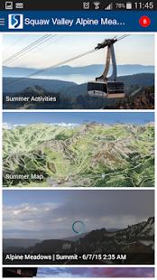 Squaw Valley   Alpine Meadows- screenshot thumbnail