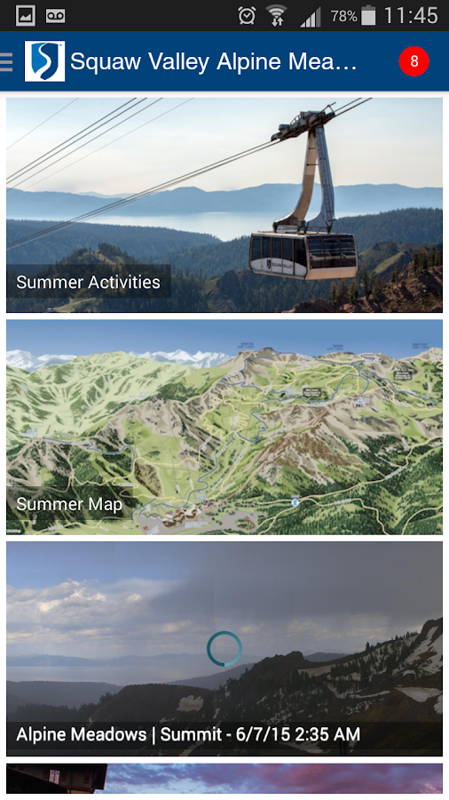 Squaw Valley   Alpine Meadows- screenshot