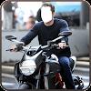 Man Moto Photo Suit APK