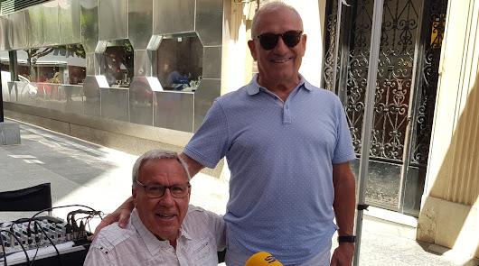 Los secretarios del nuevo Almería