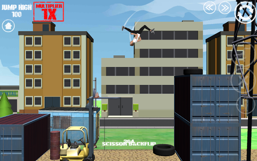 SWAGFLIP - Parkour Origins 1.53 screenshots 3