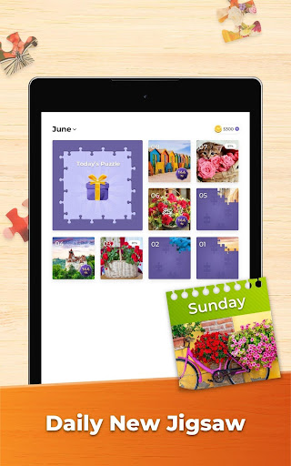 Jigsaw Puzzles - HD Puzzle Games modavailable screenshots 13