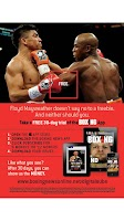 Screenshot of Boxing News