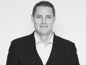 Ralph Berndt, Director of Sales at Syrex.