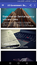 US Government Benefits screenshot thumbnail