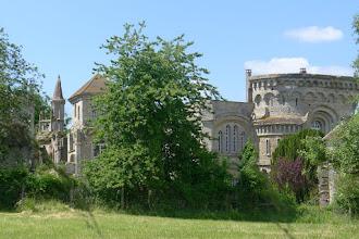 Photo: château féodal de Boulogne la Grasse