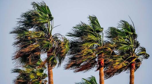 Almería, de nuevo en riesgo amarillo por fuertes vientos