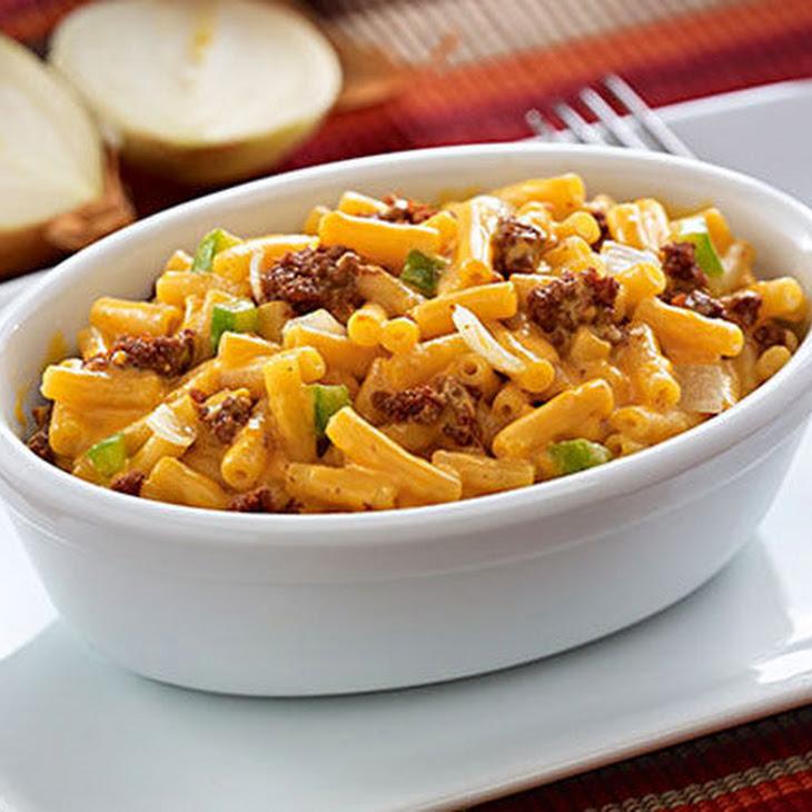 Macaroni & Cheese Dinner Fiesta