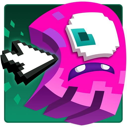 休闲のCursor The Virus Hunter LOGO-記事Game