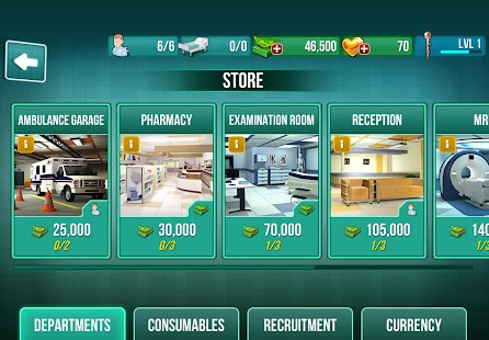 Operate Now: Hospital Android screenshot