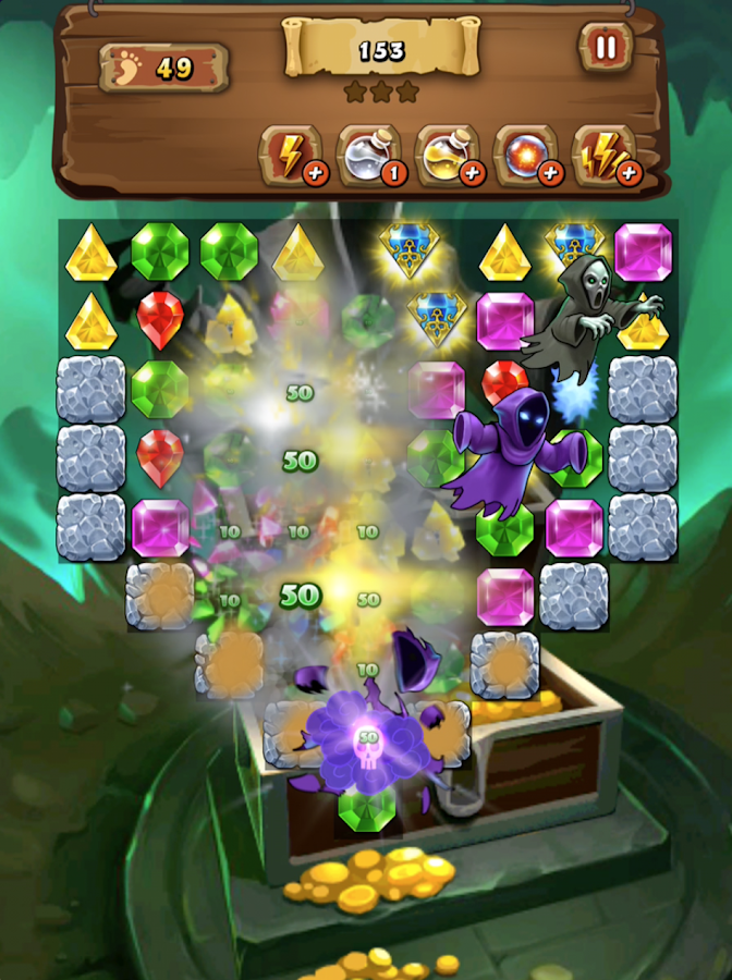 Jewel Mash- screenshot
