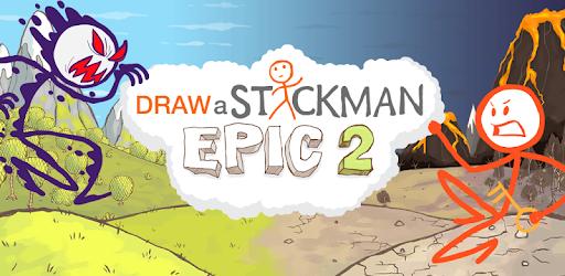 draw a stickman epic 2 games