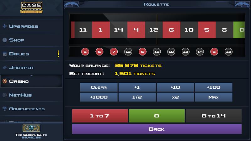 Case Clicker 2 - Market Update! Screenshot 5