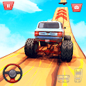 Monster Truck Stunt 2019: Impossible Tracks Master icon