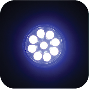Download Flashlight - Tiny Led Torch APK on PC