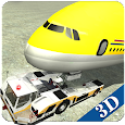Airport Ground Flight Staff 3D